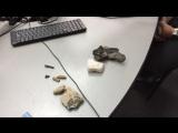 В студию Радио 54 попал метеорит