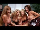 Darla Crane, Deauxma, Holly Halston, Julia Ann HD 720, Group, Anal, MILF, Orgy, Big Tits, Ass, Blowjob, Зрелые, Оргия, Анал