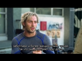 Avengers Age of Ultron Interview - Aaron Taylor-Johnson _ Quicksilver Rus Sub