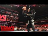 [WWE QTV]Мандей Найт[Raw]☆[6 March 2017]Roman Reigns The Undertaker Returns To Raw[Full]HD]