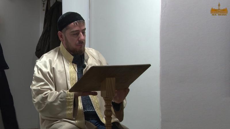 Тlахlир Абубакаров: 183 суннат - Дlавуьжуш хенахь аьтто агlо тlе дlавижар.
