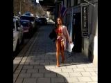 фея на каблуках пронеслась по улицам стокгольма