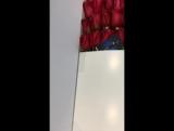 Розы в дизайнерской коробке