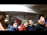 VLOG #3. День Московского Футбола. Пранк песней над бывшей. Олежа и Мика.