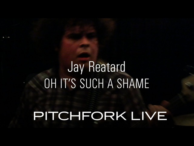 Jay Reatard Oh It's Such A Shame Pitchfork Live
