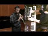JS Bach Partita for Solo Oboe and Moog feat. Juan Manuel Garc