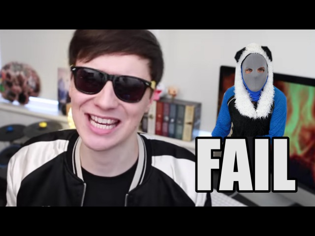 Dan Howell's Diss Track SUCKED (DanIsNotOnFire)