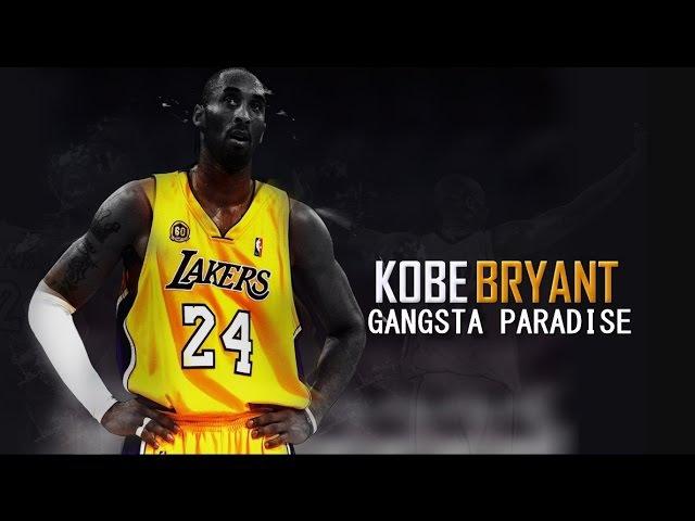 Kobe Bryant - Gangsta Paradise Mix [HD]
