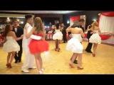 Josleni Mabel Medina Villar's Sweet16 Court Dance and Surprise Dance