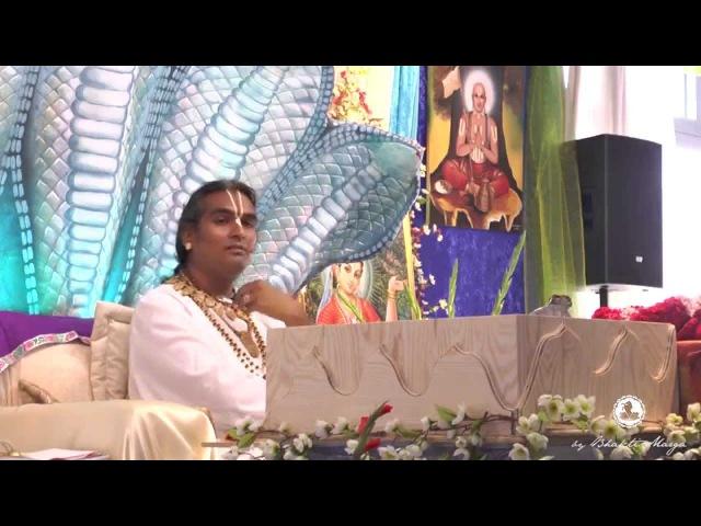 Бхагават Гита. Глава 7. Стих 5. Комментарии Парамахамсы Шри Свами Вишвананды.
