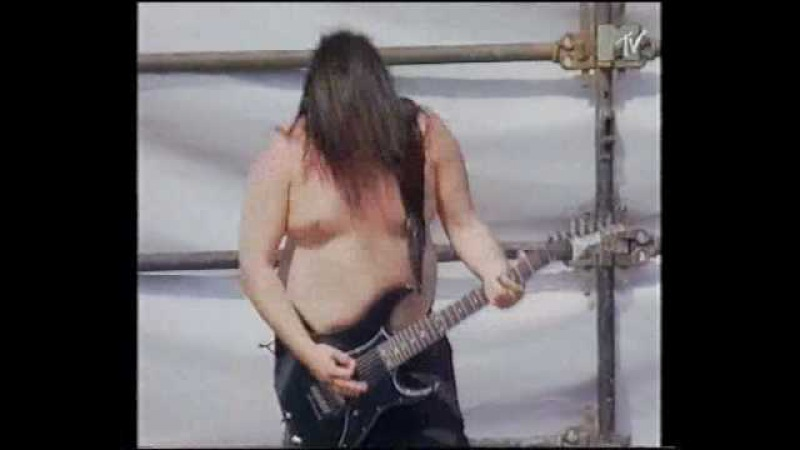 Fear Factory Scumgrief Deep Dub Trauma Live At Donington '96 Plus Interview