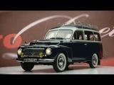 Volvo 90 Years Retrospective