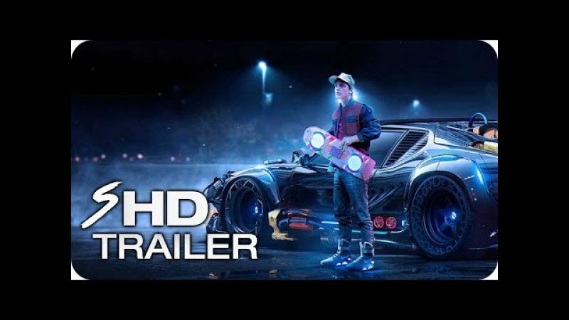 Back to the Future 4 - Trailer 1 (2018) Michael J. Fox, Christopher Lloyd (Fan Made)