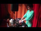 DJ Sasha Zvereva Саша Зверева (BMM) LIVE singer