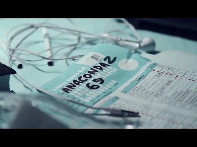 Anacondaz — 69 (Official Music Video)