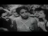 Josephine Baker, Zouzou, Dances With Her Shadow