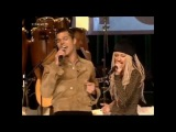 Ricky Martin feat Christina Aguilera - Nobody Wants To Be Lonely TOTP 2001