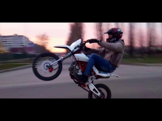 Wheellie irbis TTR 150 | NetBuzz