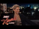 Jennifer Lawrence &amp Jimmy Kimmel are Hypochondriacs