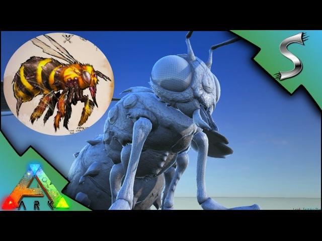 GIANT BEE PREVIEW! APIS QUEEN ANIMATIONS MODEL! | Ark Dev Kit | Ark: Survival Evolved