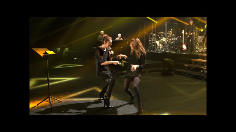 L'été Indien | Céline Dion et son micro avec fil