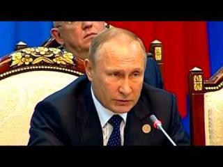 ПУТИН ответил Украине по председательству России в СНГ и статусе КРЫМА, видео 16.09.2016
