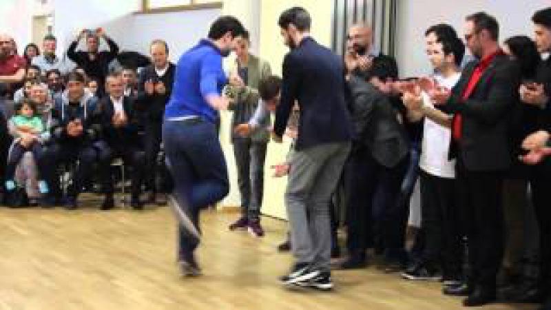Djeg 9 @ Tscherkessische Kulturtage 2016 Биштов в Германии