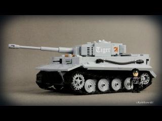 COBI Tygrys / Tiger I - World of Tanks (3000) - recenzja