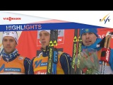 Highlights | Halfvarsson king of Lillehammer | FIS Cross Country