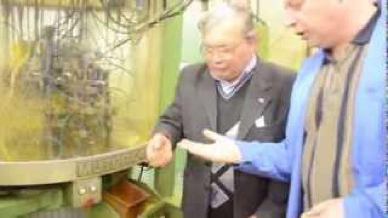 Экскурсии по ДААЗу. Часть вторая - Автоматное производство