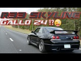 The Perfect Skyline R33 GTR! Gallo 24 edition!