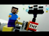 Майнкрафт видео. Обновление в Minecraft! Обзор игрушек и лего Майкрафт