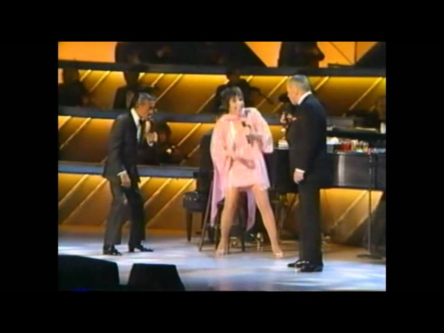 Frank Sinatra, Liza Minelli, and Sammy Davis Jr. at The Fox Finalie PT. 2.mp4