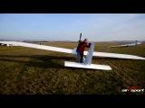 Axel ultralight glider