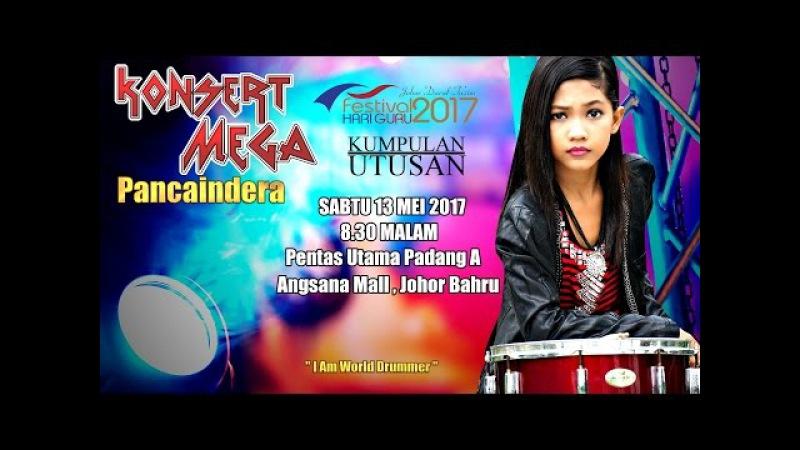 [ LIVE ] Jumpa Mira di Konsert Mega Pancaindera Johor Bahru 13 MEI 2017