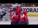 Caps fall in 2OT to Leafs, 4-3 | Apr 16, 2017