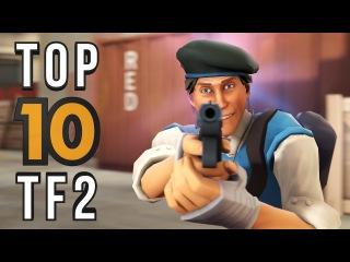 Top 10 TF2 plays - June 2016
