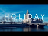 HOLIDAY  IPHONE 7 PLUS  4K  DJI OSMO MOBILE  A&ampJ Vlogs