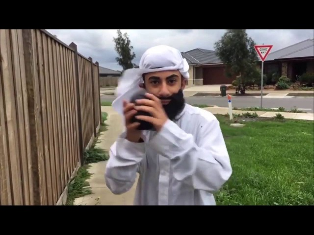 Funny Arab Public Bomb Scare Prank vine videos Compilations
