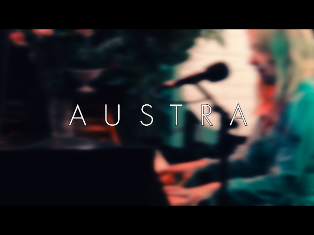 Austra | I Love You More Than You Love Yourself (Live on Radio K)