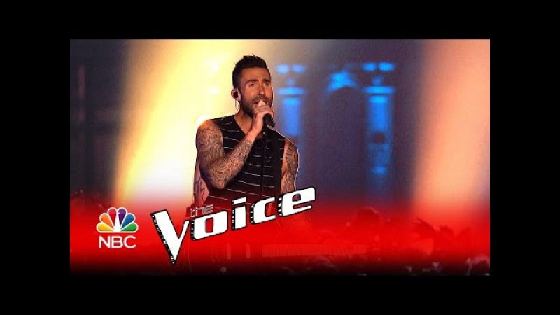 Miley Cyrus, Alicia Keys, Adam Levine and Blake Shelton Dream On - The Voice 2016