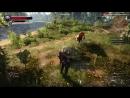 коровка рыжая... ведьмак 3 дикая охота