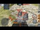 WoT Blitz_ ИС-3 Защитник - кактус IОБЗОРI