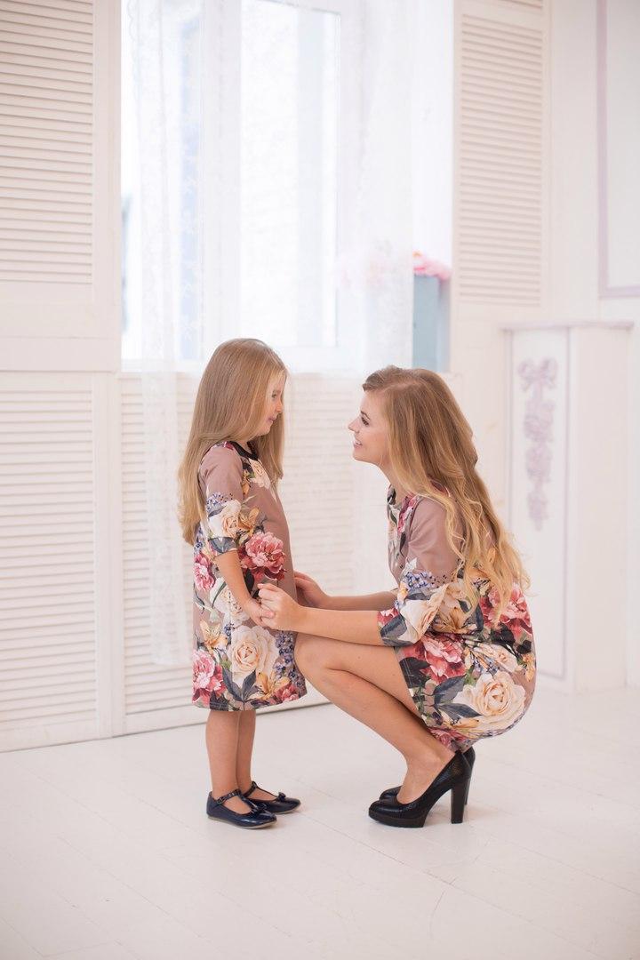 Фэмили лук – одинаковая семейная одежда