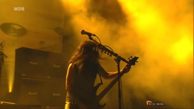 Slayer - Cult (Live HD at Rock Am Ring 2007) HD