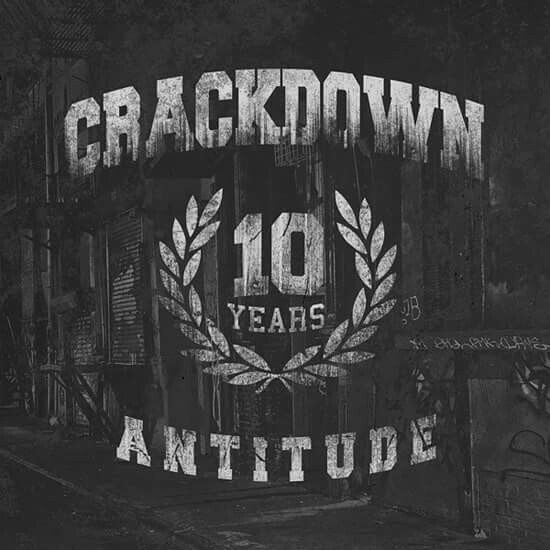 Crackdown - Antitude [single] (2017)