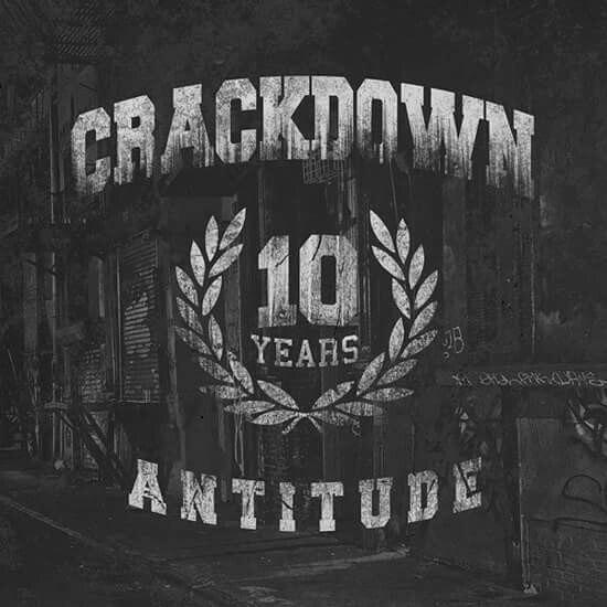 Crackdown - Antitude [Single] (2017)