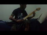 Dimmu Borgir-Blessings Upon The Throne Of Tyranny (guitar cover)