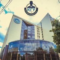 Логотип Студенческий клуб КГУ им.К.Э.Циолковского