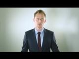 Tom Hiddleston Late Show